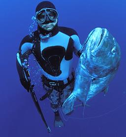 Υποβρύχιο ψάρεμα
